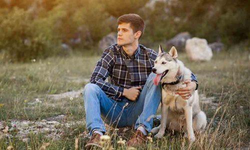 Hundehalterunfall