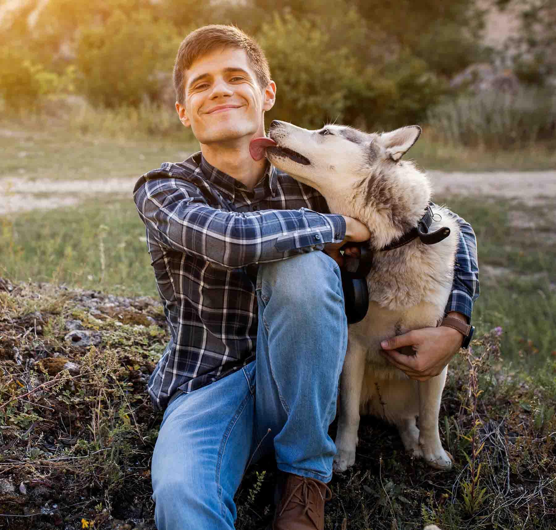 Hundehalter-Unfallversicherung